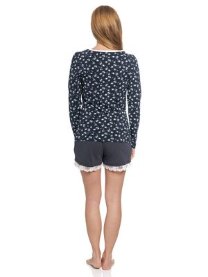 Vive Maria Who Is Katie Short Pyjama navy – Bild 2