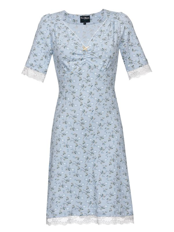 Vive Maria Who Is Katie Nightdress lightblue – Bild 0