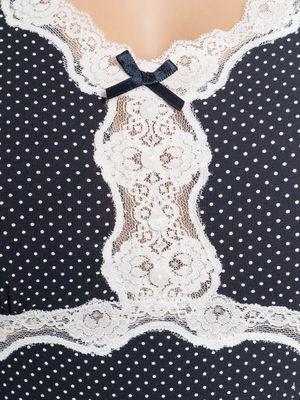 Vive Maria Dotty Pyjama Short navy – Bild 3