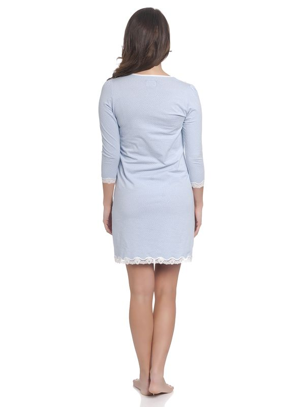 Vive Maria Dotty Nightdress lightblue – Bild 3
