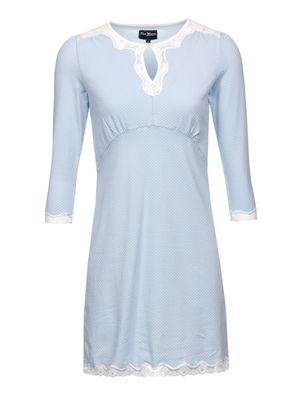 Vive Maria Dotty Nachthemd hellblau – Bild 0