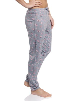 Vive Maria Flower Boudoir Single Pants grau – Bild 1