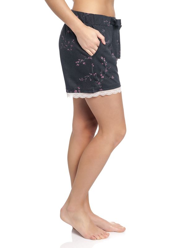 Vive Maria Japanese Girl Single Shorts schwarz allover – Bild 2