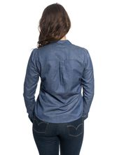 Vive Maria Parisian Denim Blouse darkblue – Bild 3