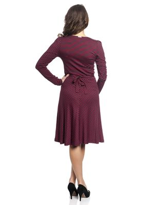 Vive Maria New York Sailor Girl Kleid red/navy – Bild 2