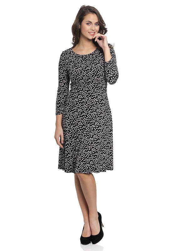 Vive Maria Heartbreaker Kleid schwarz allover – Bild 1