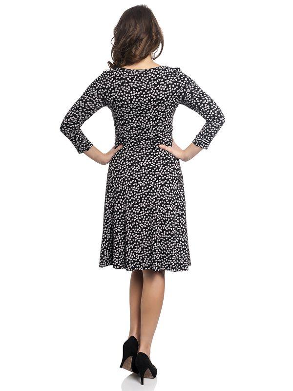 Vive Maria Heartbreaker Kleid schwarz allover – Bild 3