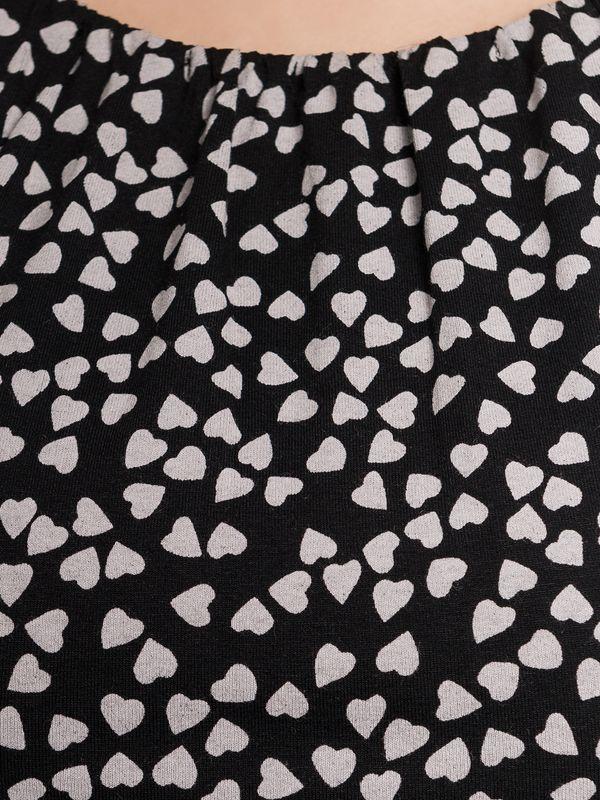 Vive Maria Heartbreaker Dress Black allover – Bild 5