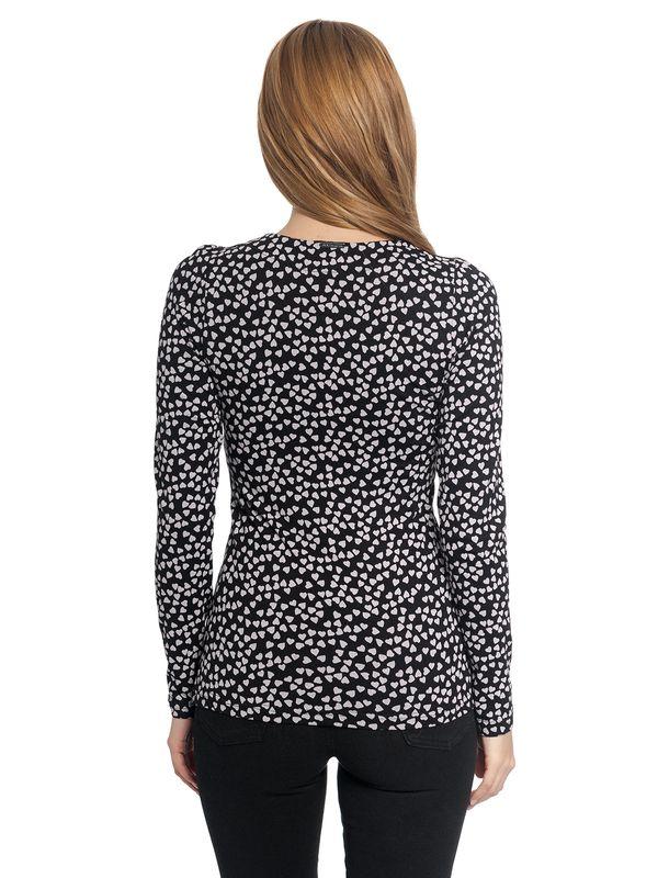 Vive Maria Heartbreaker Shirt schwarz allover – Bild 3