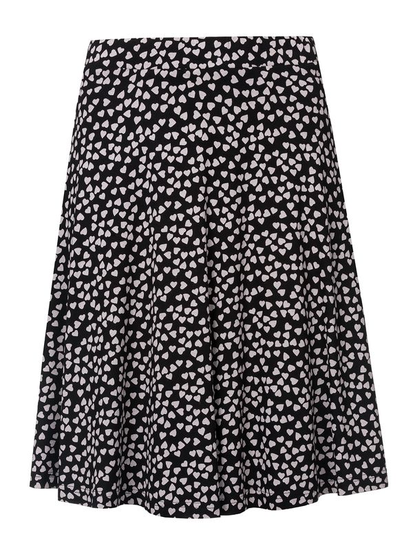 Vive Maria Heartbreaker Skirt Black allover – Bild 1