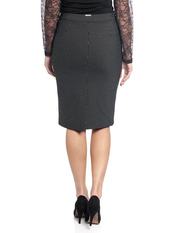 Vive Maria Dandy In Love Pencil Skirt Black – Bild 3