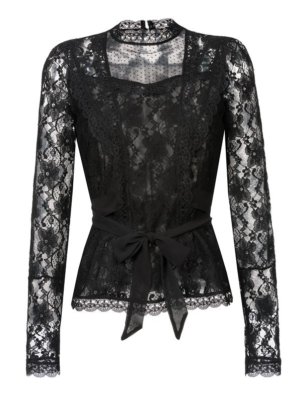 Vive Maria Dandy In Love Blouse black – Bild 0