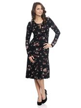 Vive Maria Loveaffair Dress Black allover – Bild 0