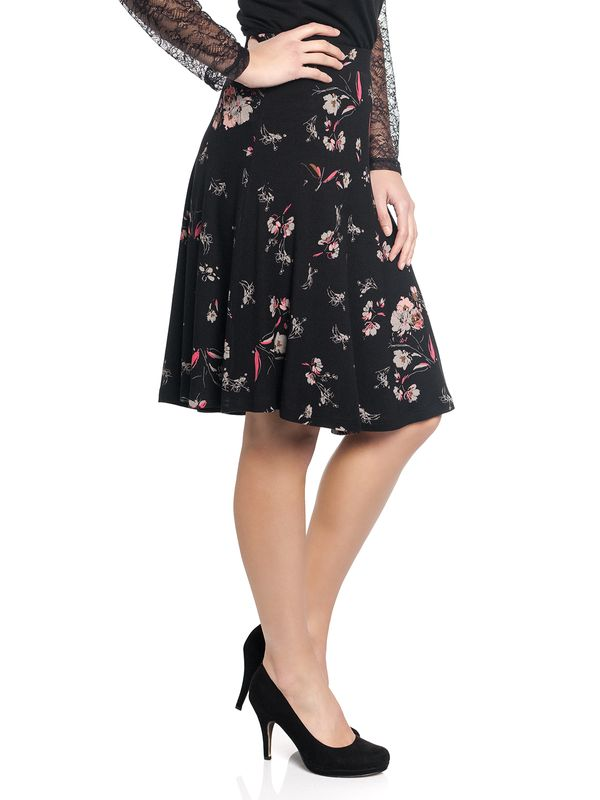 Vive Maria Lovestory Skirt black allover – Bild 2