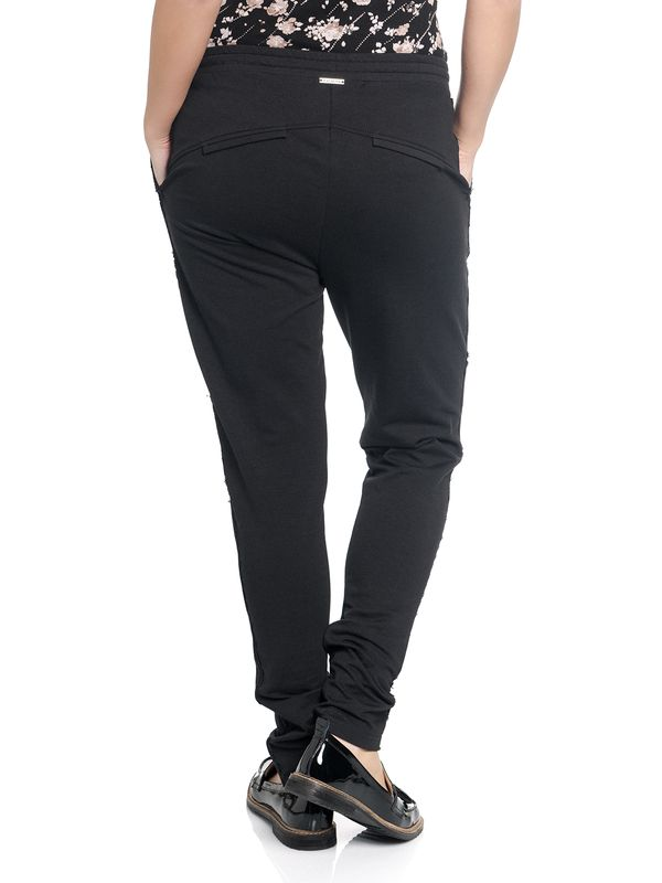 Vive Maria Biker Girl Sweatpants Black – Bild 4