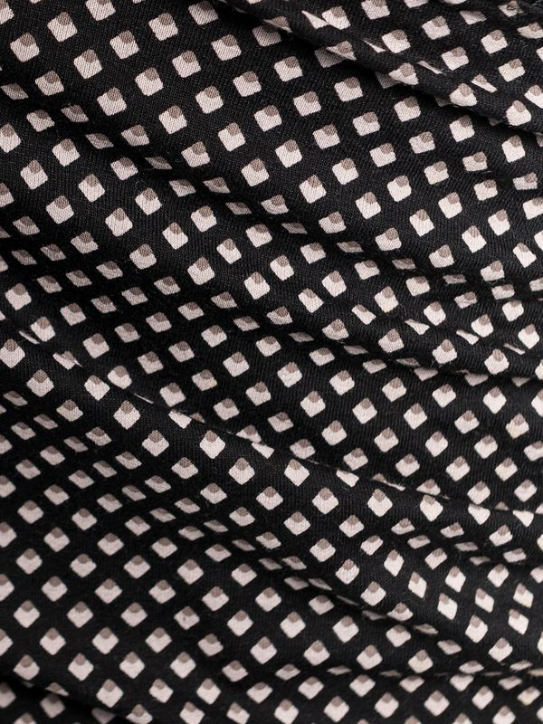 Vive Maria Diamonds Wrapdress Black – Bild 5