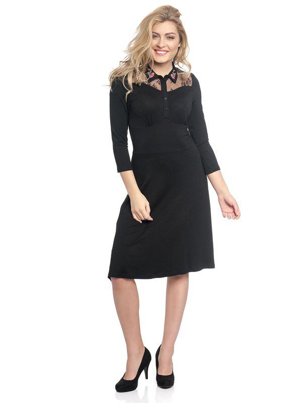 Vive Maria Cowgirl Kleid schwarz – Bild 3