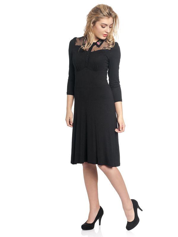 Vive Maria Cowgirl Kleid schwarz – Bild 5
