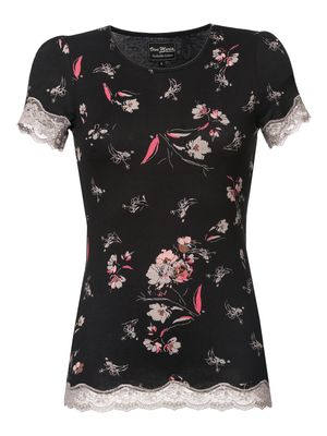 Vive Maria Loveaffair Shirt schwarz allover – Bild 0