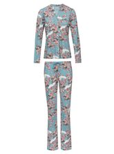 Vive Maria Wild China Dream Pyjama turquoise allover – Bild 0