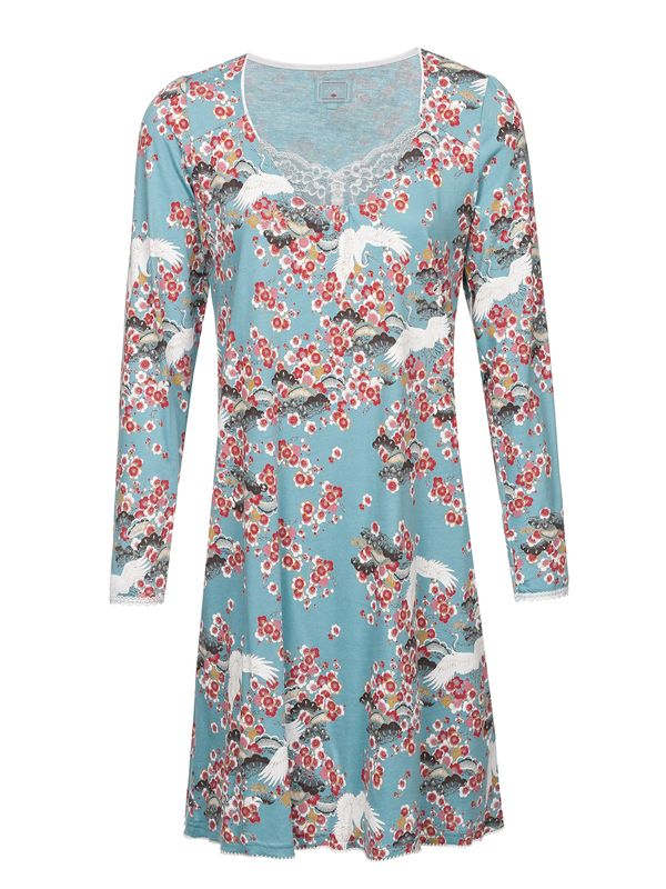Vive Maria Wild China Dream Nightdress turquoise allover – Bild 0