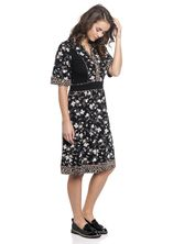 Vive Maria Indochina Leo Dress black – Bild 2