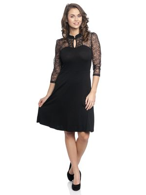 Vive Maria Night In Tokio Dress black – Bild 1