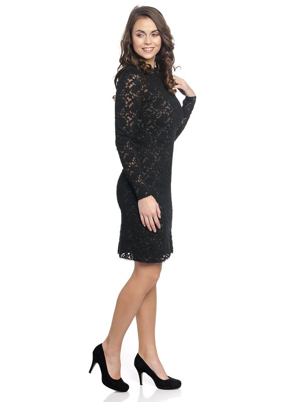 Vive Maria Princess Lace Dress black – Bild 2