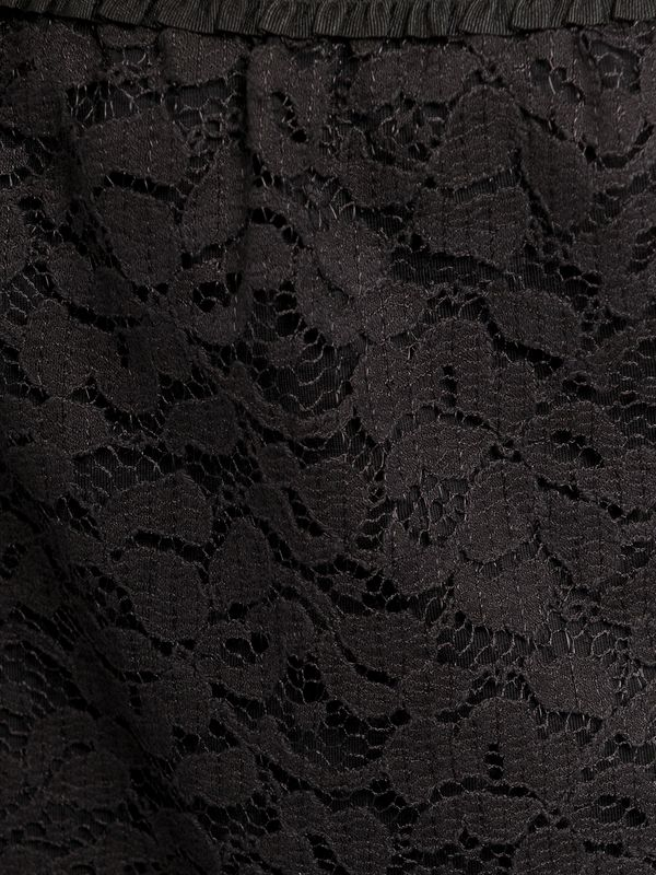 Vive Maria Vintage Lace Skirt black view