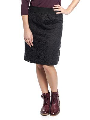 Vive Maria Vintage Lace Skirt black – Bild 2