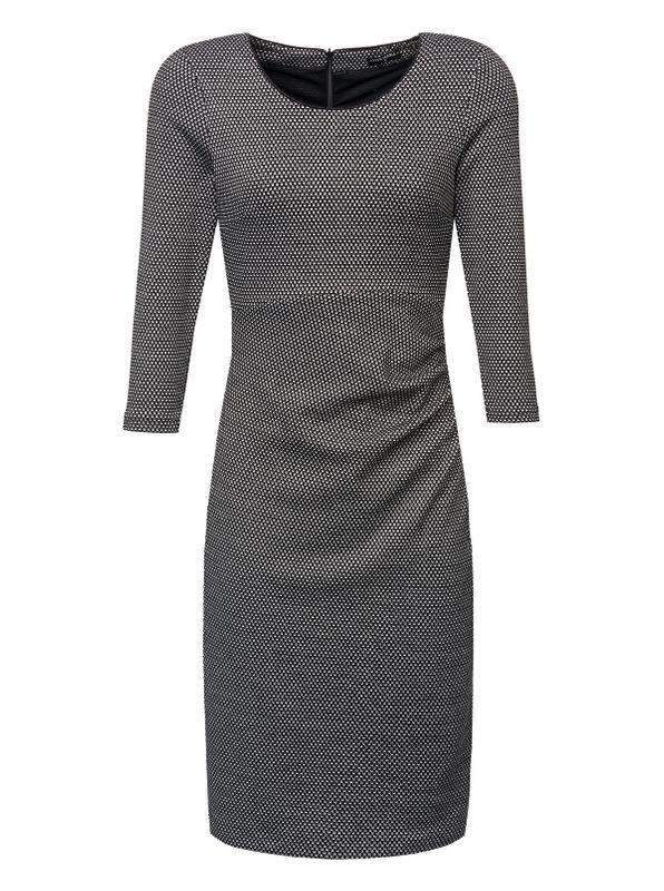 Vive Maria Midtown Pencil Dress black – Bild 3