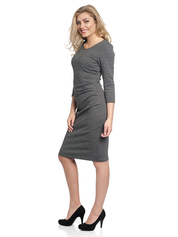Vive Maria Midtown Pencil Dress black view