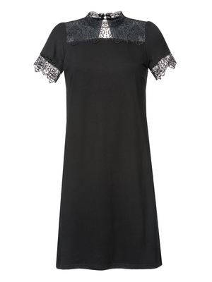 Vive Maria Victorian Night Dress black – Bild 0