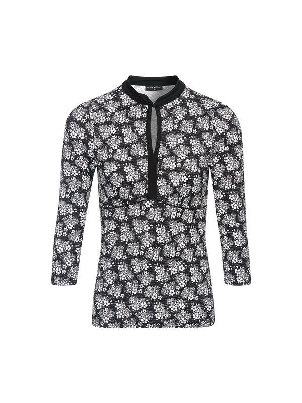 Vive Maria Sweet China Girl Shirt Schwarz – Bild 1