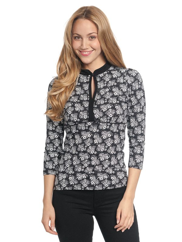 Vive Maria Sweet China Girl Shirt Schwarz – Bild 0