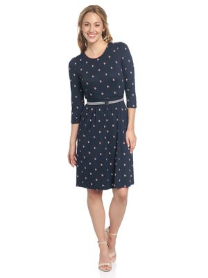 Vive Maria Miss Fox Kleid dark blue – Bild 3