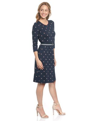 Vive Maria Miss Fox Kleid dark blue – Bild 0