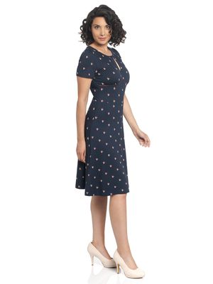 Vive Maria Little Fox Kleid dark blue – Bild 0
