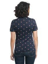 Vive Maria Miss Fox Shirt dark blue – Bild 0