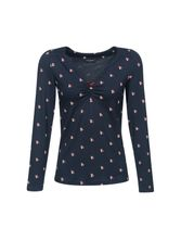 Vive Maria Little Fox Shirt dark blue – Bild 1