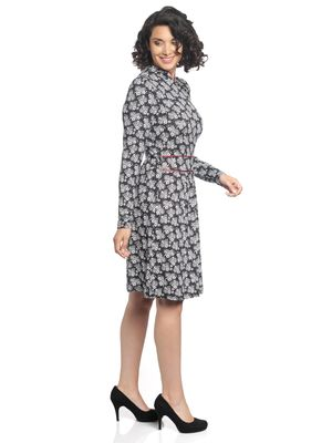 Vive Maria Sweet China Girl Kleid schwarz – Bild 2