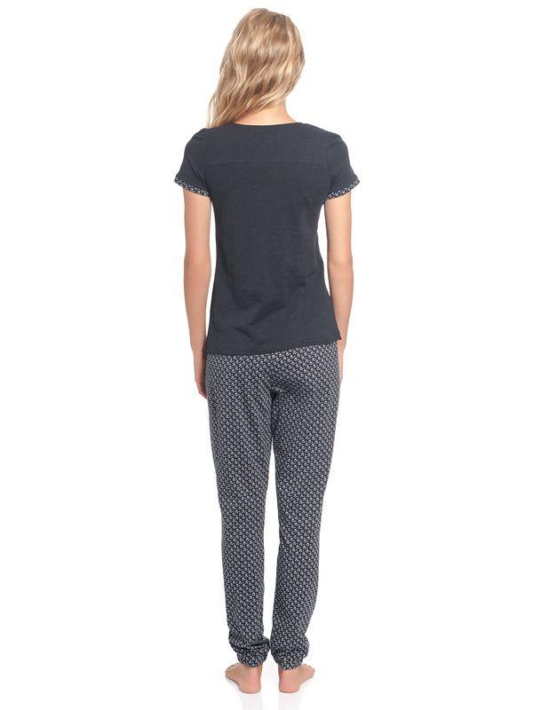 Vive Maria Boheme Dorée Pyjama blue allover – Bild 3