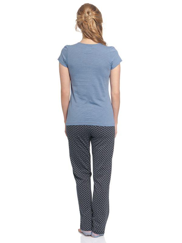 Vive Maria Boheme Douce Pyjama blue/ blue allover – Bild 2
