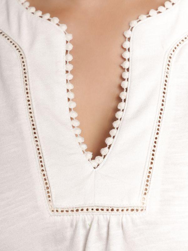 Vive Maria Bonbon Pyjama white/lightblue allover – Bild 6
