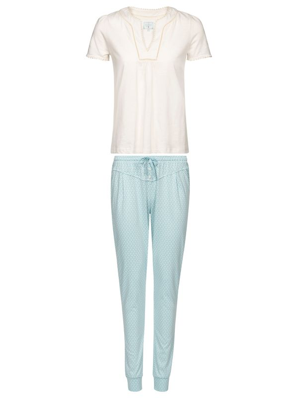 Vive Maria Bonbon Pyjama white/lightblue allover view