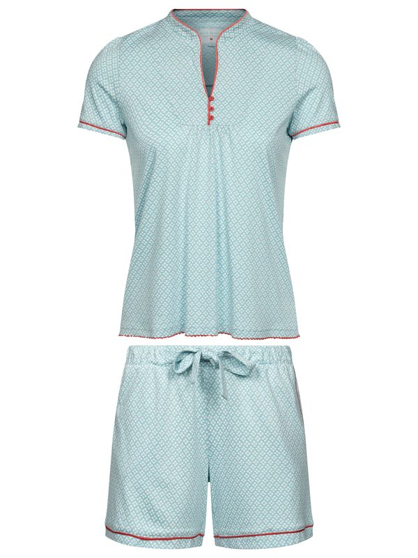 Vive Maria Bonbon Sucrée Short Pyjama lightblue allover view