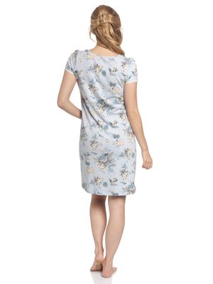 Vive Maria Au Ciel De Roses Nightdress blue allover – Bild 2