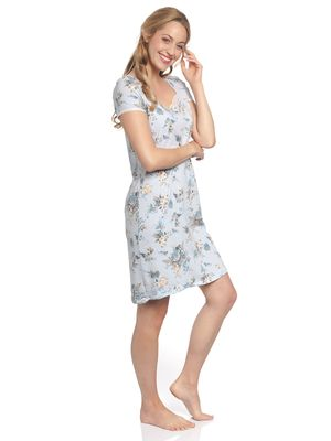 Vive Maria Au Ciel De Roses Nightdress blue allover – Bild 3
