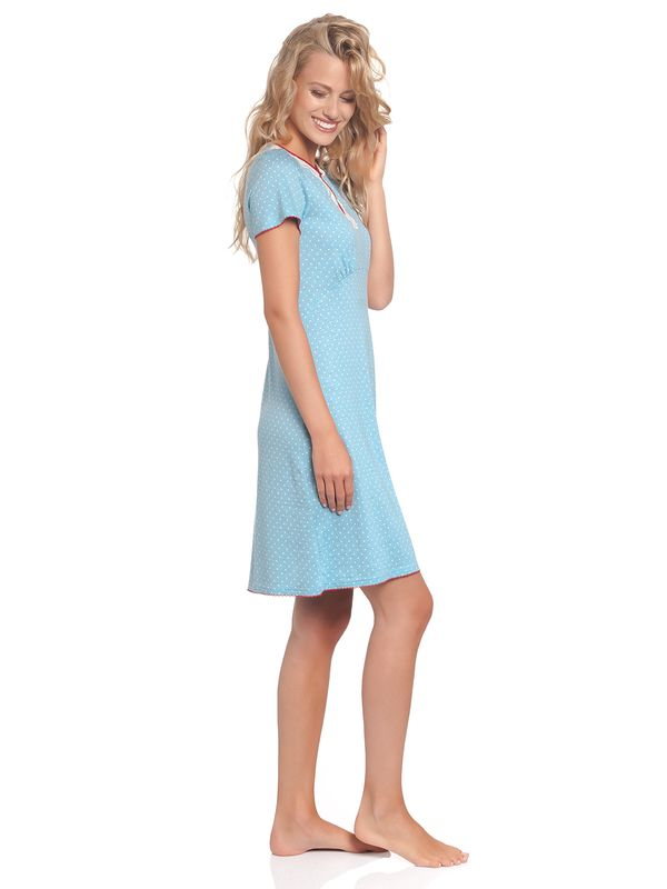 Vive Maria Chou Chou Nightdress blue allover – Bild 3