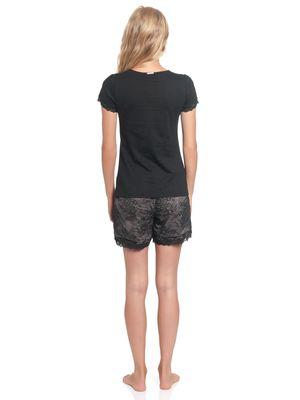 Vive Maria Le Plaisir Noir Short Pyjama black – Bild 2